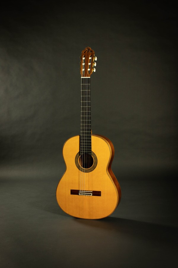 Manuel Adalid Classical Guitar Model 12 Cedar