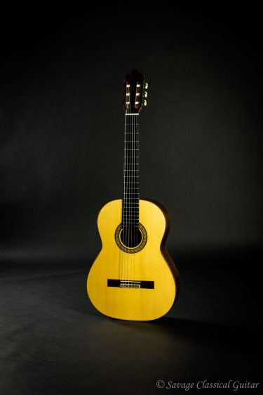 Douglas Pringle Classical Guitar #88 Spruce EIRW