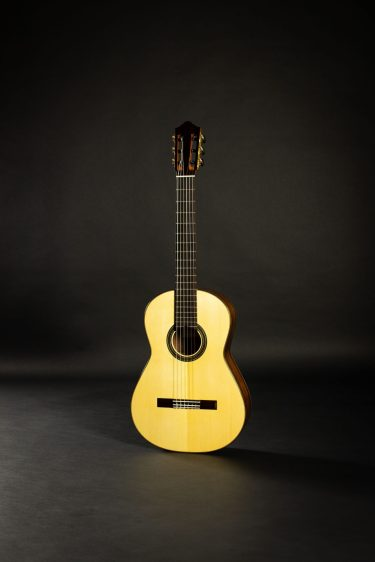 2020 Robert Vincent Urbano #187 Spruce Ebony 640mm