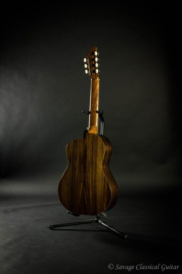 2007 Richard DiCarlo #785 7-String Cedar EIRW