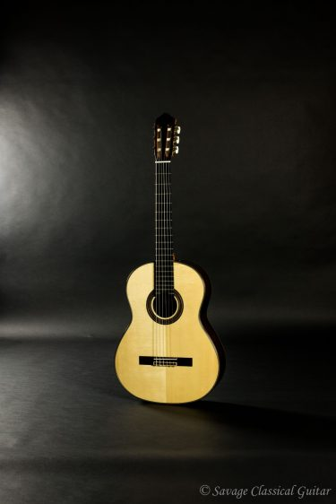 Kenny Hill Player 650mm Spruce with PORTS