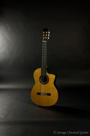 Kenny Hill Player Series Fingerstyle 640mm 48mm Cedar