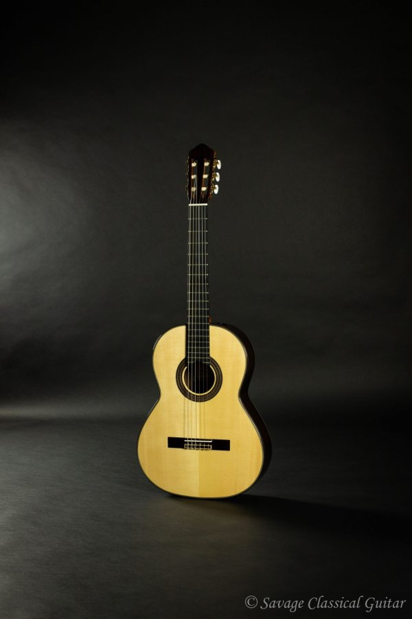 Kenny Hill Player 628mm Spruce with Ports