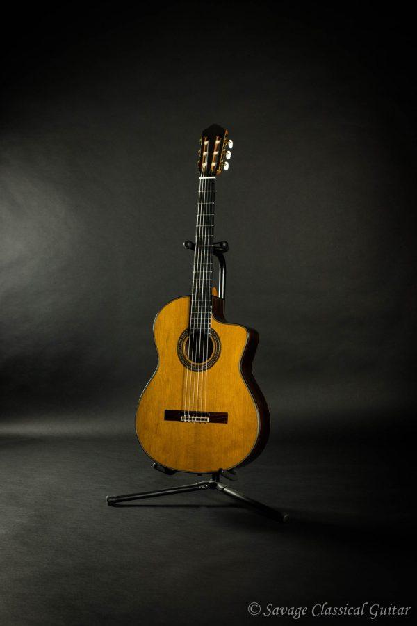 Kenny Hill Player 650mm 52mm Fingerstyle Cedar