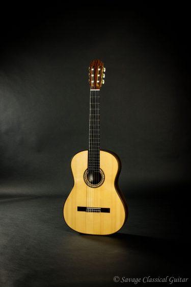 2020 Lorenzo Lippi #HF43919 Spruce Cocobolo