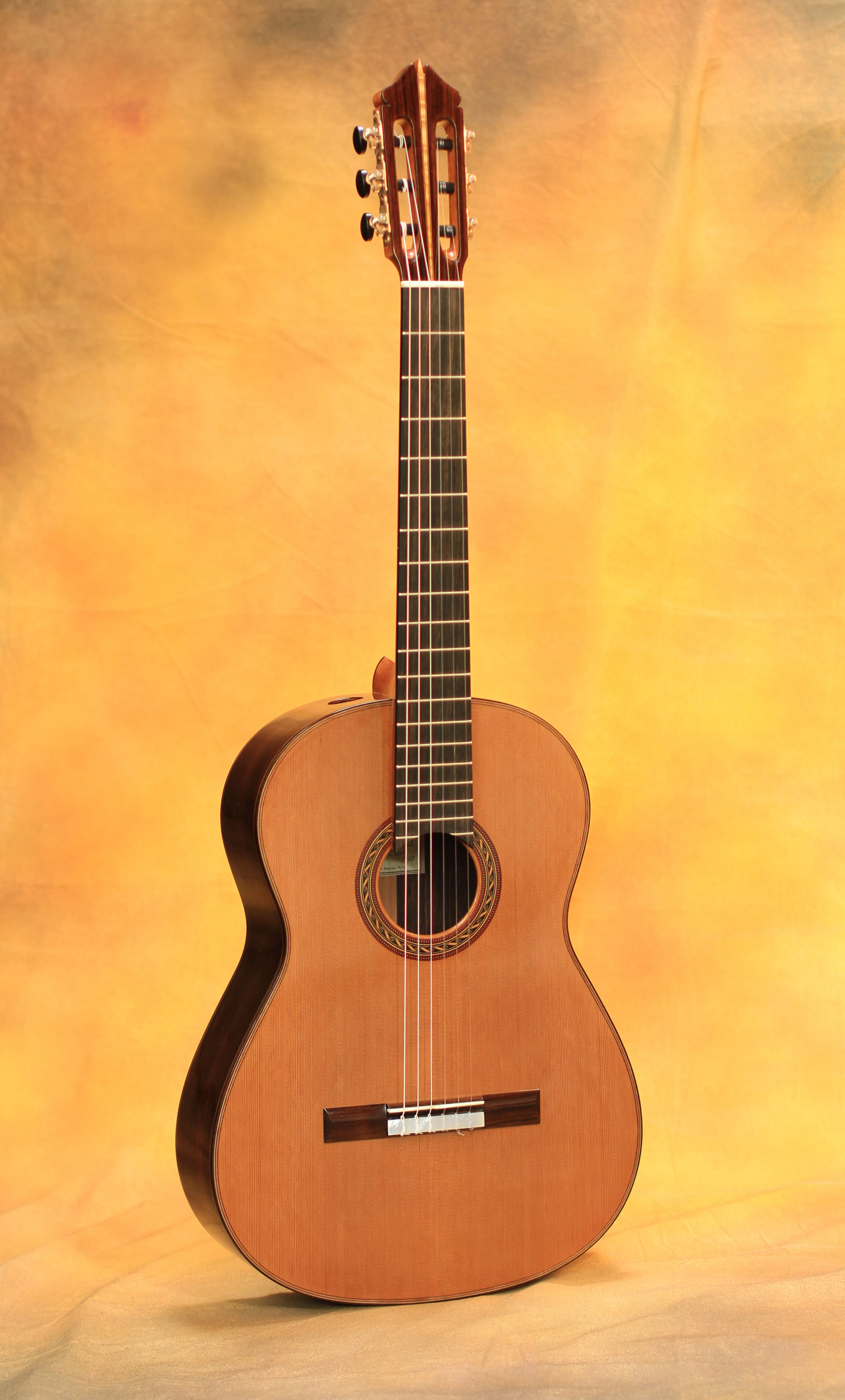 Kenny Hill Signature Classical Guitar 3323 Cedar