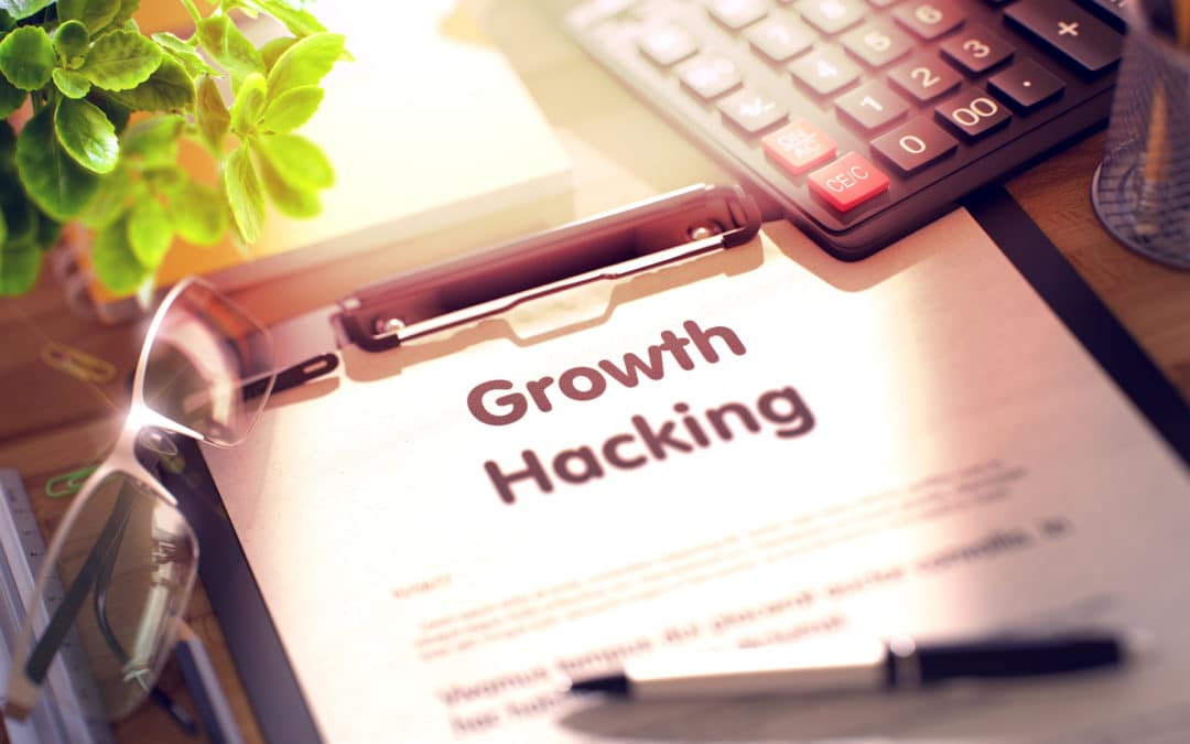 Clipboard with Growth Hacking