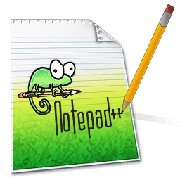 comment blocks of code with notepad++