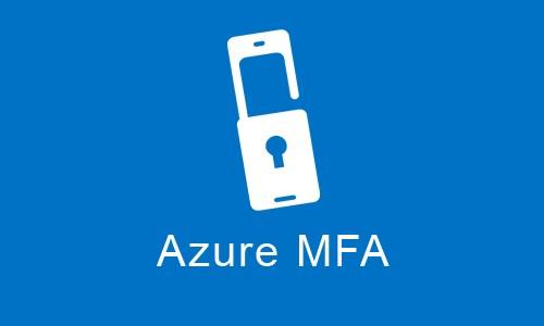 Using vmware horizon view with Microsoft Azure MFA