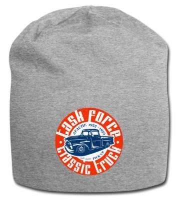 Task Force Jersey Beanie grey