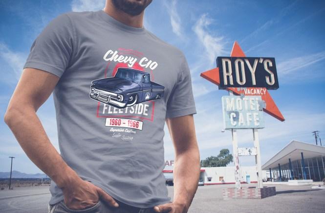 ChevyC10 Promo Roy's