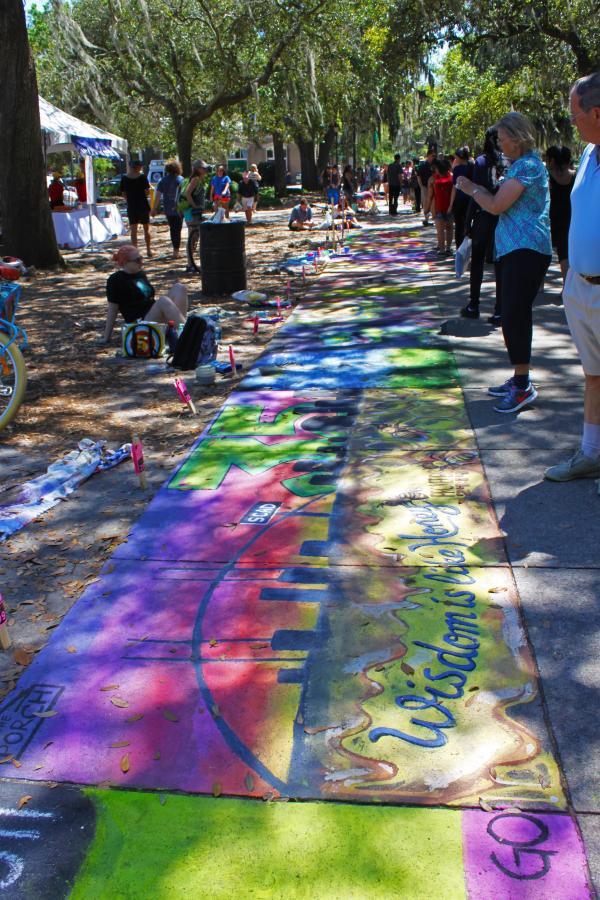 Savannah Sidewalk Arts Festival