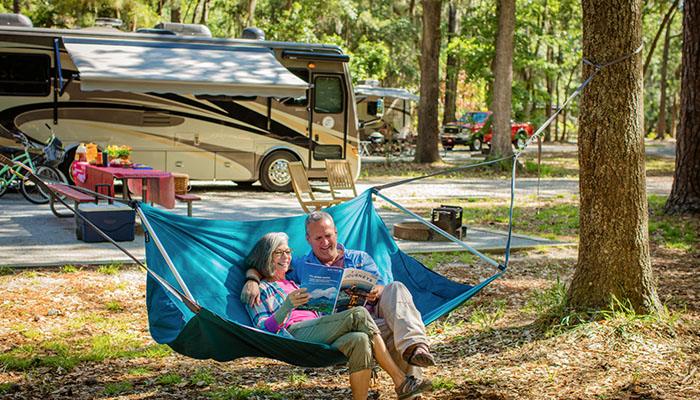 Coastal Empire Escapes Campgrounds In Savannah Emilie