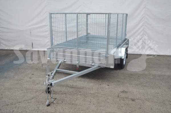 8x5 - 900mm cage