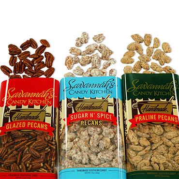 Savannah Snack Bags Candied Nuts Savannah Candy