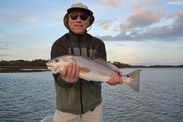 Savannah hilton head beaufort fly and spin fishing for Flying fish savannah ga