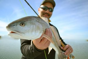 Beaufort fly fishing SC