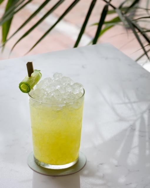 the fat radish savannah drinks negroni swizzle