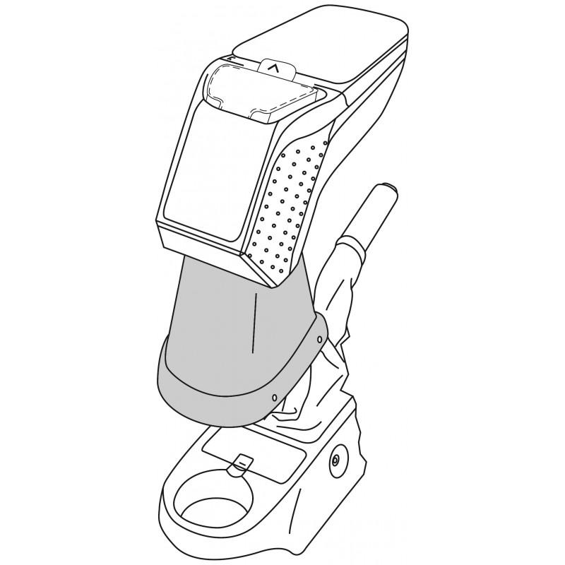 Apoyabrazos específico AR9 para Opel Combo (2001-2011