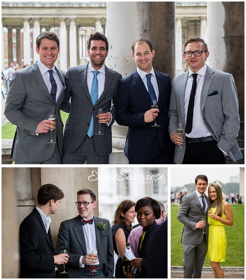Greenwich Wedding Photographer Old Royal Naval College