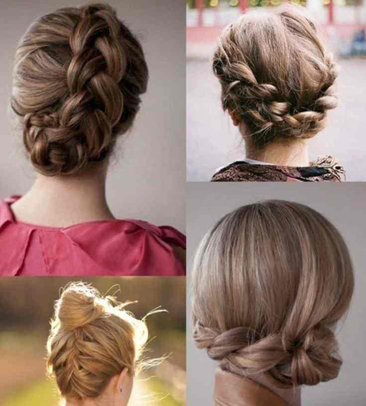 Einfache Frisuren Dirndl Ideen