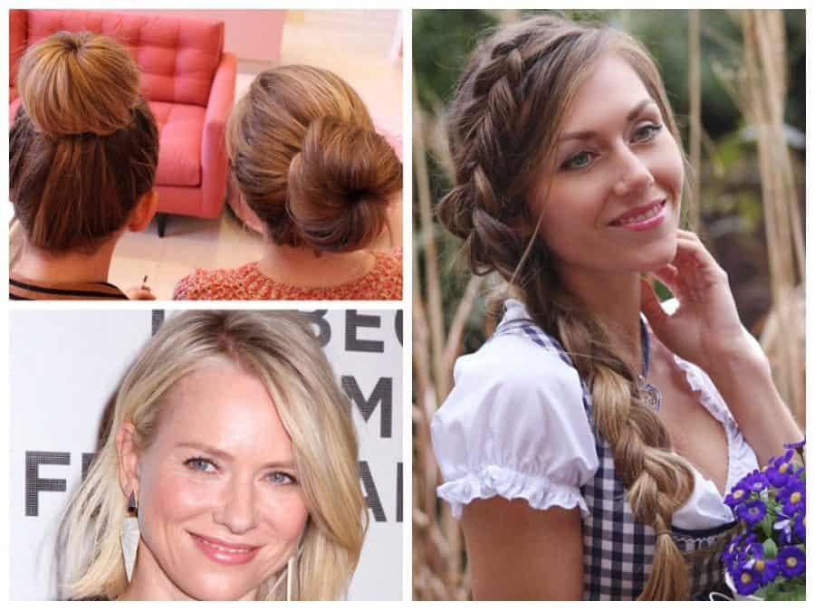 30 Neuer Einfache Frisuren Du Siehst Hübsch Aus Im Jahr Savater