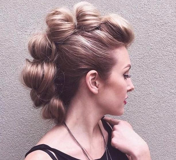 Einfache Frisuren zum Nachmachen