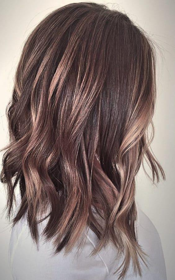 30 Genial Frisuren Schulterlang Trends Haarschnitte Ideen Savater