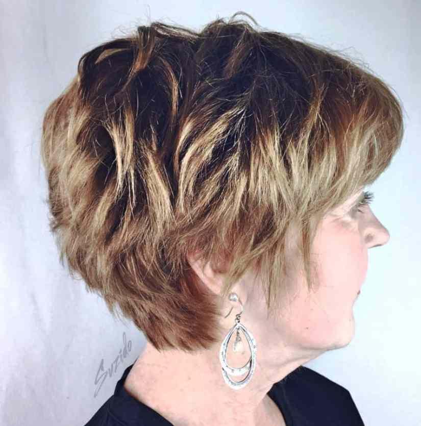 28 Wunderschonen Frisuren Ab 50 Einfach Stilvoll Haarschnitt Savater