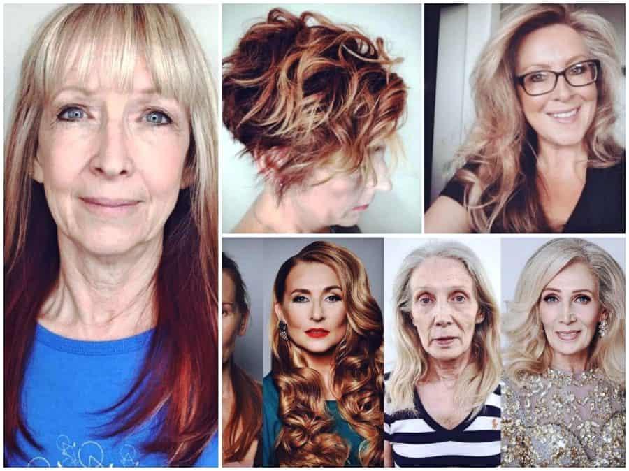 Wunderschönen Frisuren ab 50 Einfach Stilvoll Haarschnitt