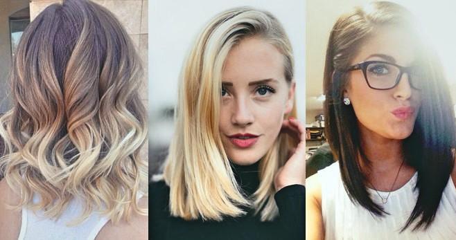 Neuer Frisurentrends Frauen Inspirationen