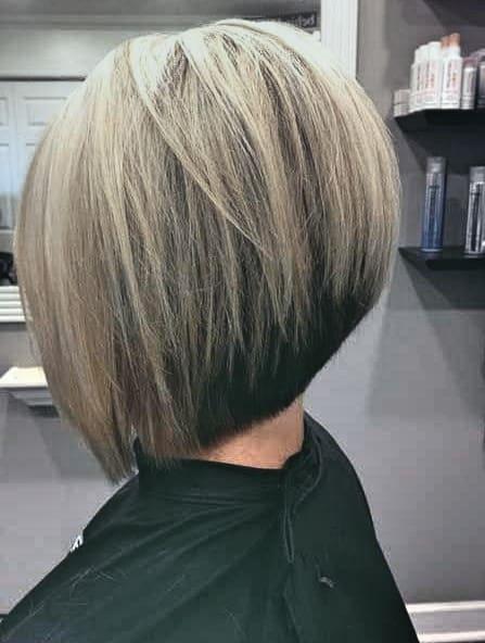 Wunderschönen Damen Frisuren Vorne Lang Hinten Kurz