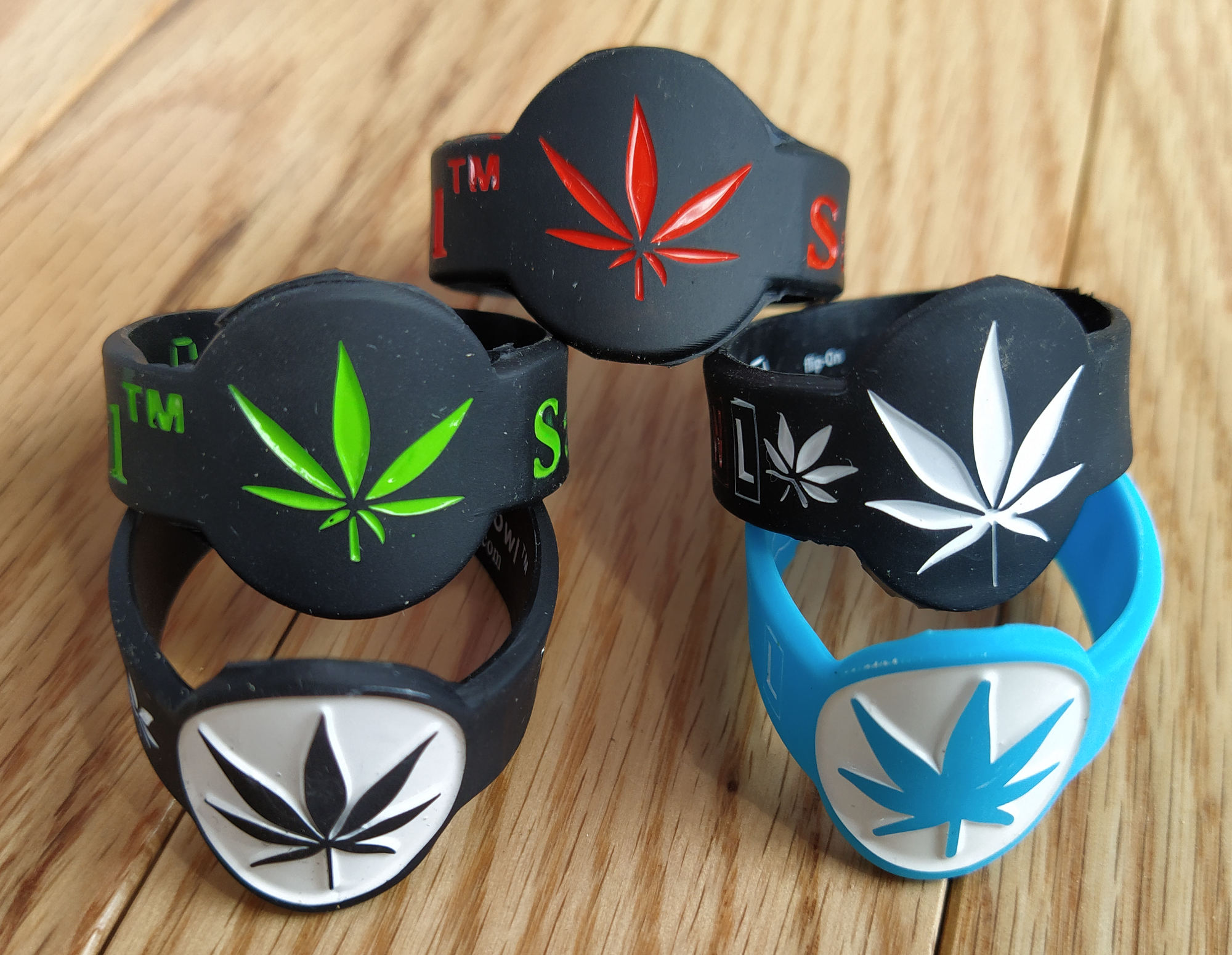 5 pack marijunana leaf save-a-bowl poduct picture