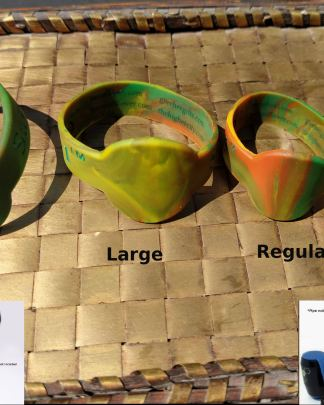 4 sizes of rasta save-a-bowls