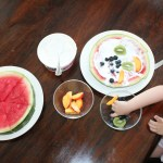 Kid FUN! Make Your Own Watermelon Pizza!