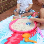 Kid Activity: Cloud Dough! Fun For All!