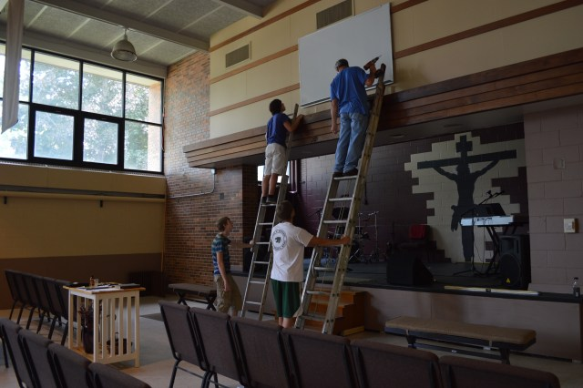 Building update: new Lincoln Elementary owner schedules open house