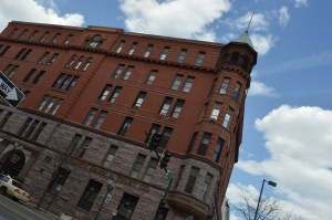 The Guaranty Building, at 302 Third Ave. SE, is included in the boundaries of the proposed Downtown National Historic District in Cedar Rapids, Iowa. (photo/Cindy Hadish)