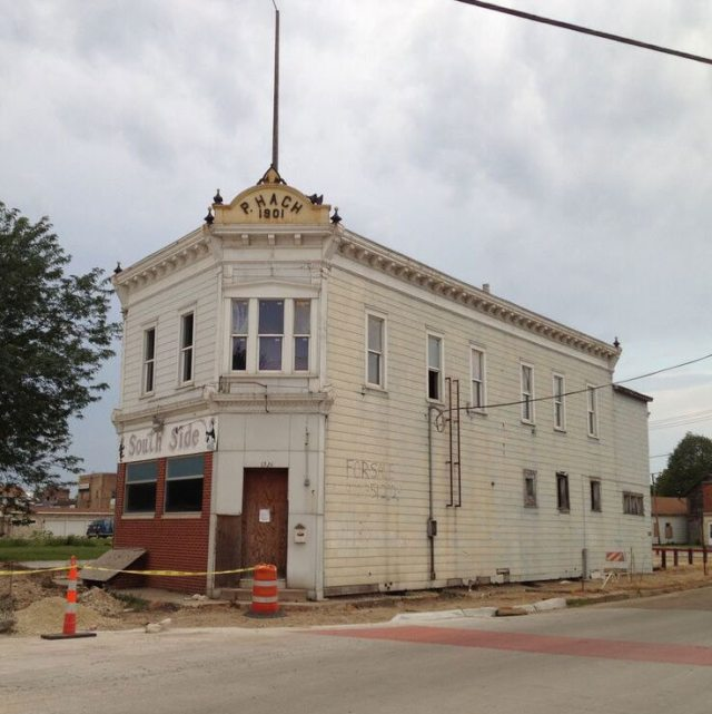 Historic Hach Building destined for demolition in New Bohemia District