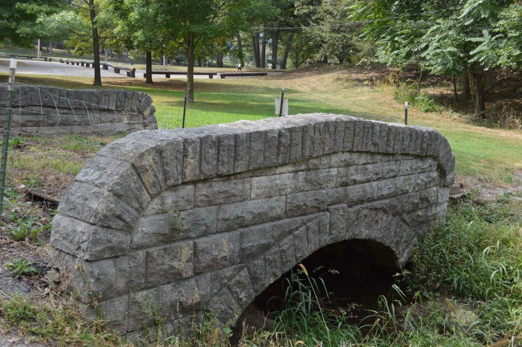 Efforts continue to save stone Bever Park bridge in Cedar Rapids