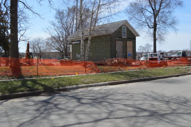 Rare Bohemian immigrant home will move to new site in Cedar Rapids