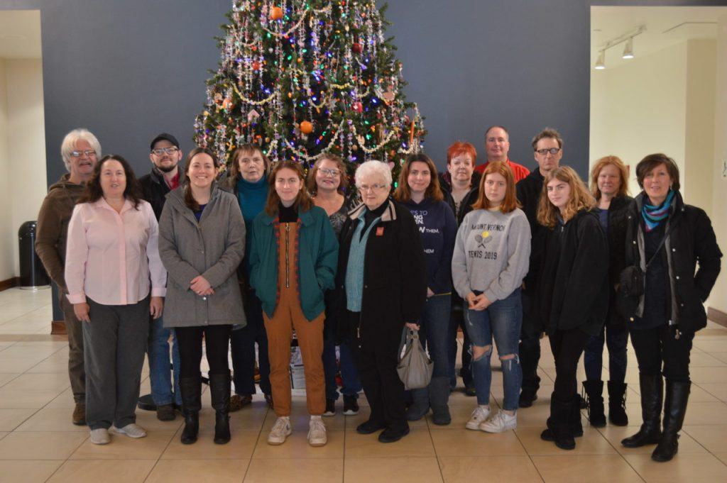Photos: Museum Meetup at National Czech & Slovak Museum & Library and Sykora Bakery