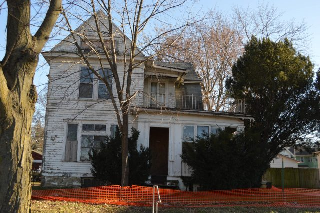 Home in Cedar Rapids historic district is latest casualty of demolition by neglect