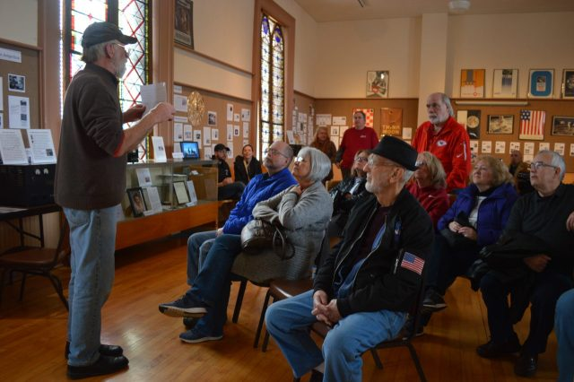 Photos: Museum Meetup in Marion