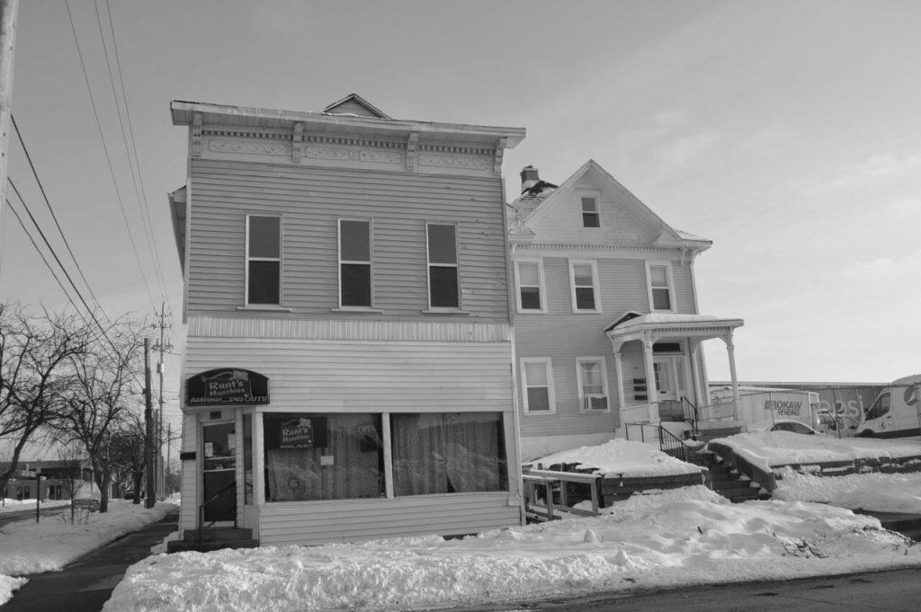 Ghosts of a Cedar Rapids neighborhood