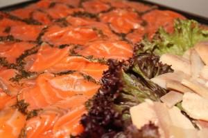 recette printemps saumon gravlax save eat