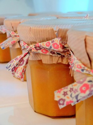 confiture d'écorces de melon save eat