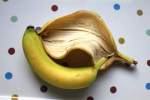 Peau de banane à cuisiner avec Save Eat