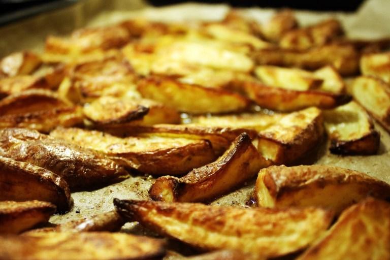 Recette frites de peau de banane