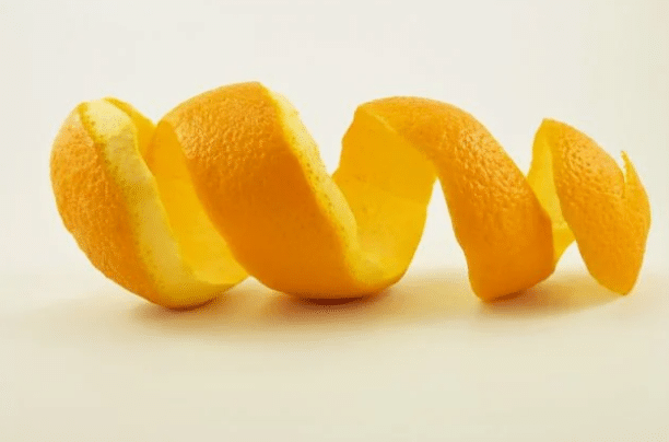 Comment utiliser l'écorce d'orange